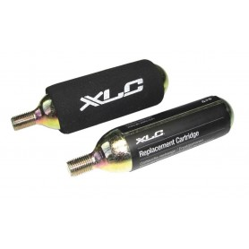XLC replacement cartridge set for PU-M03 2 x 25g replacement cartridges