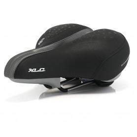 XLC City saddle Globetrotter SA-G02 black Men 275x213mm ca. 690g