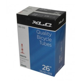 XLC Bike tube 26 x1.0/1.5 25/40-559 SV 32 mm