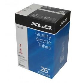XLC Bike tube 26 x1.5/2.5 40/62-559 SV 32 mm
