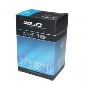 XLC Bike tube 27.5 x 2.10/2.35 52/58-584 SV 48mm