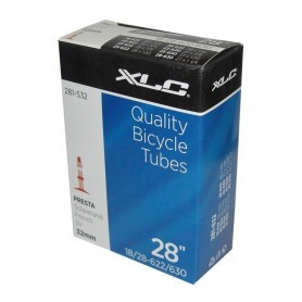 XLC Fahrradschlauch 700x18/28C 18/28-622/630 SV 32 mm