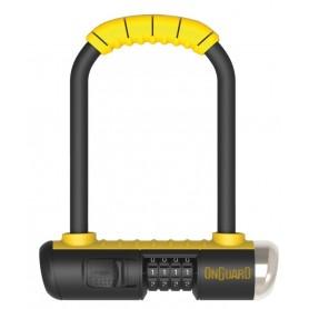 Onguard Bulldog Bügelschloss Mini 8013C 90x140x13mm mit Halter