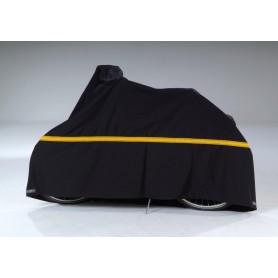 Fahrradschutzhülle de Luxe VK Höhe 100-150cm, Länge 200cm, schwarz