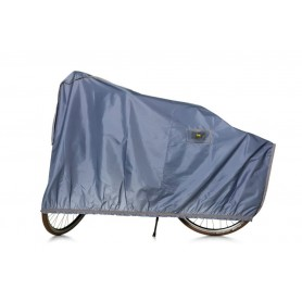 Bike protection cover E-Bike VK height 105cm, length 220cm, grey