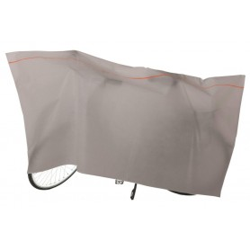 Bike protection cover Indoor VK 110 x 220cm, light grey