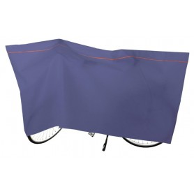 Bike protection cover Indoor VK 110 x 220cm, royal blue