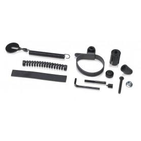 XLC Steering damper KS-X01 for Frame Ø 38mm-62mm for Suspension fork