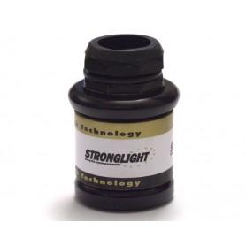 """Steuersatz Stronglight A9 Steel 1""""  schwarz BSC Gewinde"""