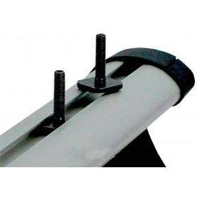 T-Track Adapter Thule (3 Stk) 30x24mm für 591 Pro Ride