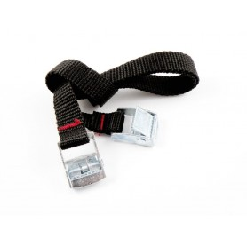 Peruzzo Rim retaining strap 33cm with Buckle set of 2 for coupling carrier Bologna and Siena