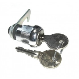 Peruzzo lock cylinder with key for coupling carrier Pure Instinct