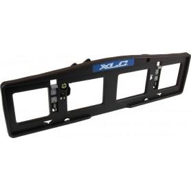 XLC license plate carrier for Rear carrier Azura Xtra