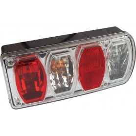 XLC light right for Rear carrier Azura Xtra