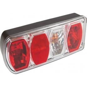 XLC light left for Rear carrier Azura Xtra