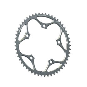 Stronglight Chainring Type 110 S external 52 teeth black 10/11-speed PCD 110mm