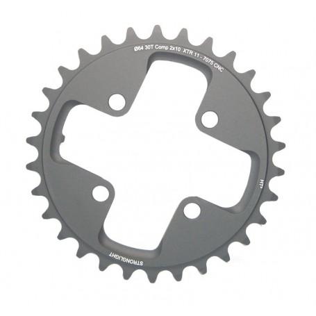 Shimano Chainring XTR FC-M980 3-speed 32 teeth PCD 104mm
