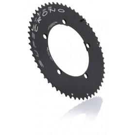 MICHE Chainring Crono PCD 130mm SH 52 teeth black 10-speed Shimano
