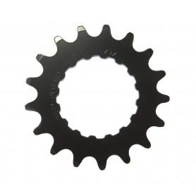 Drive sprocket E-Bike Miche for Bosch18z Active+Performance Line 18 teeth black