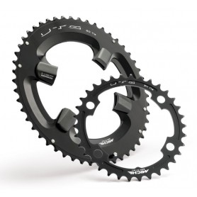 Chainring Miche Super11 UTG Shimano for Ultegra 6800 external 53 teeth PCD 110mm