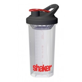 Shaker Elite 700ml, transparent