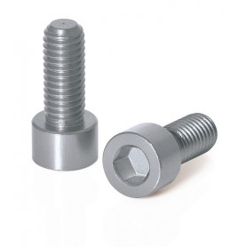 XLC screws for Bottle holder 1 pair titan