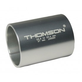 Thomson reduction jacket 37mm silver