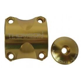 Thomson Handlebar clamping kit Elite X4 MTB gold