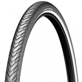 Michelin tire Protek 42-622 28 inch wire black reflecting