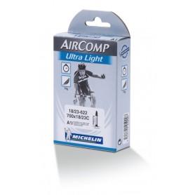 """Michelin Schlauch B1 Aircomp Ultralight 26"""" 18/23-571, SV 60 mm"""