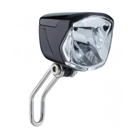 LED-Front light Secu Forte with holder ca.70 Lux incl. Reflector