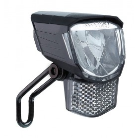 LED-Front light Tour 45 SL with holder ca.45 Lux incl. Reflector