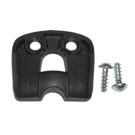 Addition for Front light bracket 471A on use of hydraulic brakes
