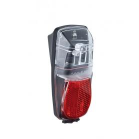 Standrücklicht Redfire mit LED f. Schutzblech, mit Kondensator, 6-48V