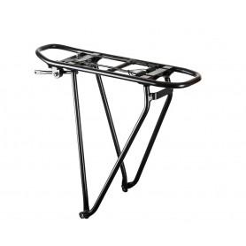 System pannier rack Racktime Eco 2.0 black 28 inch Alu, ca. 820g