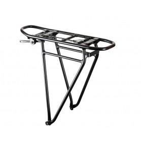 System pannier rack Racktime Eco 2.0 Tour black 28 inch Alu, ca. 920g