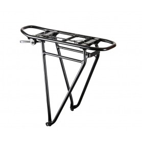 System pannier rack Racktime Eco 2.0 Tour black 26 inch Alu, ca. 920g