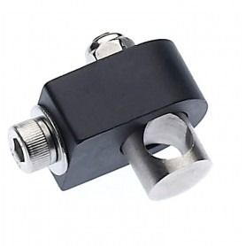 Tubus clamp trestle Racktime single black