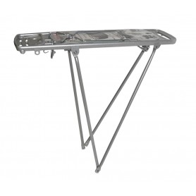 Pletscher Pannier rack Inova silver 26-28 inch