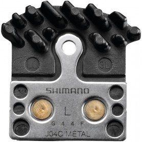 Shimano Disc brake pads J04C Ice-Tech for BR-M 985/785/675 sintered