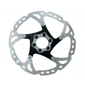 Shimano Brake disc SM-RT 76 Ø 160mm 6-hole mount for Deore XT