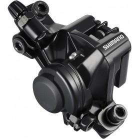 Shimano Disc brake saddle BR-M 375 Front wheel od Rear wheel mechanic without Disc black
