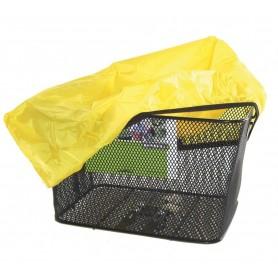 Regenschutzhaube für Körbe für Korbgröße 40X30 cm gelb
