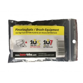 Innobike brush for put-on for 105 pouch of 12 pieces