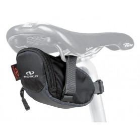Norco saddle bag Road black 0.3 ltr, ca. 50g 0256 G