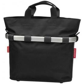 Reisenthel City bag Bike basket 34x31x17.5cm, KLICKfix oval black