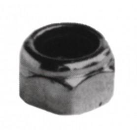 Locking nut M5 stainless steel