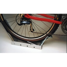 "Bike presenter for wheels of 20-28 inch screwing version ca. 2.2 kg Mod. ""Tube"""
