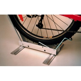 """Bike presenter for Bikes of 20-28 inch with upporting feet ca. 3 kg Mod.""""Tube"""""""