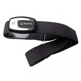 Sigma Brustgurt Comfortex+ mit Sender R1 STS schwarz